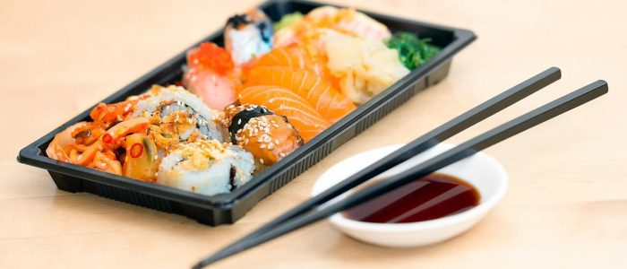 Sushi jako fast food