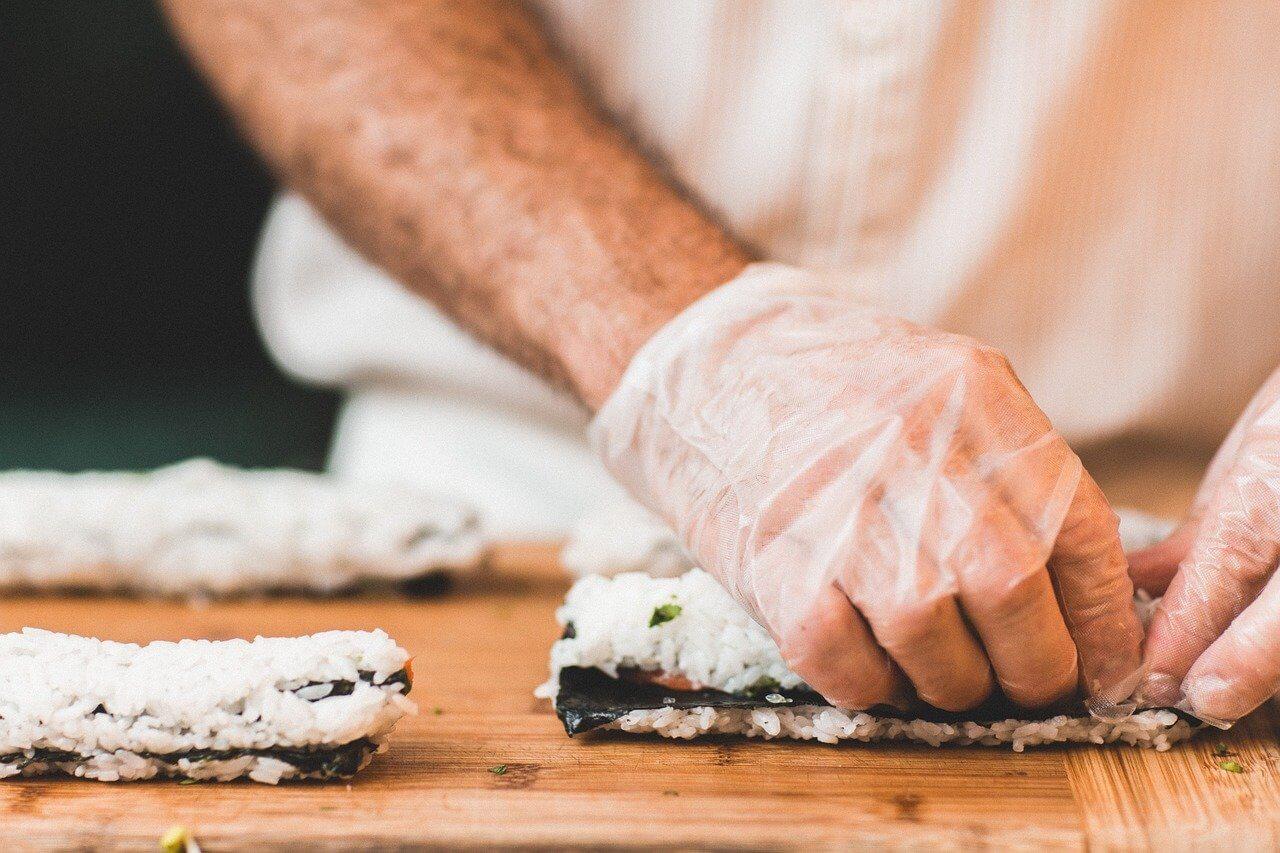 Sushi – sposoby przygotowania