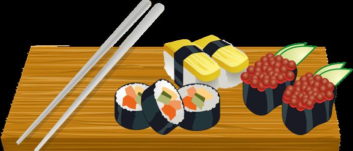 9 zasad jedzenia sushi pałeczkami